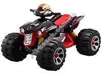 Мощный  детский электроквадроцикл Красный PAA0041