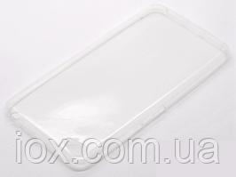 Силиконовый прозрачный чехол для Lenovo S60