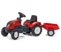 Детский трактор на педалях Falk Ranch 2051A