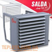 Воздушно-отопительный агрегат SALDA SAV 9000 NEW (работа от системы водяного отопления, от 32 до 115 кВт)