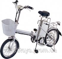 Детский электрический велосипед OPT-BHL-E28