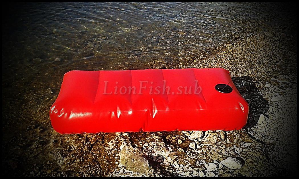 Подушка - Сиденье LionFish.sub (надувная). ПВХ