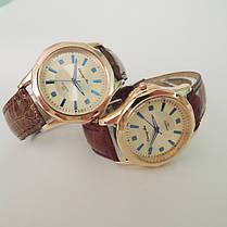 Кварцевые часы Shangry brown, фото 3