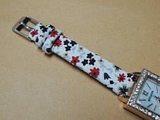 Женские наручные кварцевые часы Paris fiori pastell, фото 3