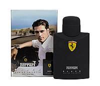 Мужская туалетная вода Ferrari Scuderia Ferrari Black