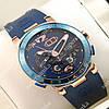 Стильные наручные часы Ulysse Nardin El Toro Gold/Blue 2362