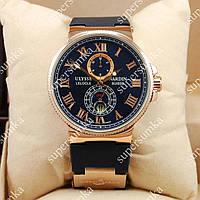 Классические наручные часы Ulysse Nardin Maxi Marine AA Gold/Black 2357
