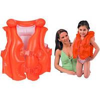 Надувной жилет детский для плавания Intex 58671, фото 1