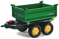 Прицеп для педального трактора Mega Trailer Rolly Toys 122004