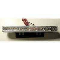 Дневные ходовые огни Фары дневного света DRL комплект (2 шт) 8 LED