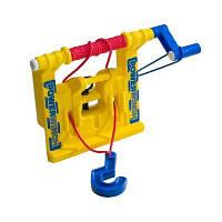 Лебедка на педальный трактор Rolly Toys 409006