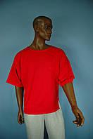 Футболка РАЗМАХАЙКА Gym Bodybuilding размер S , L  красная