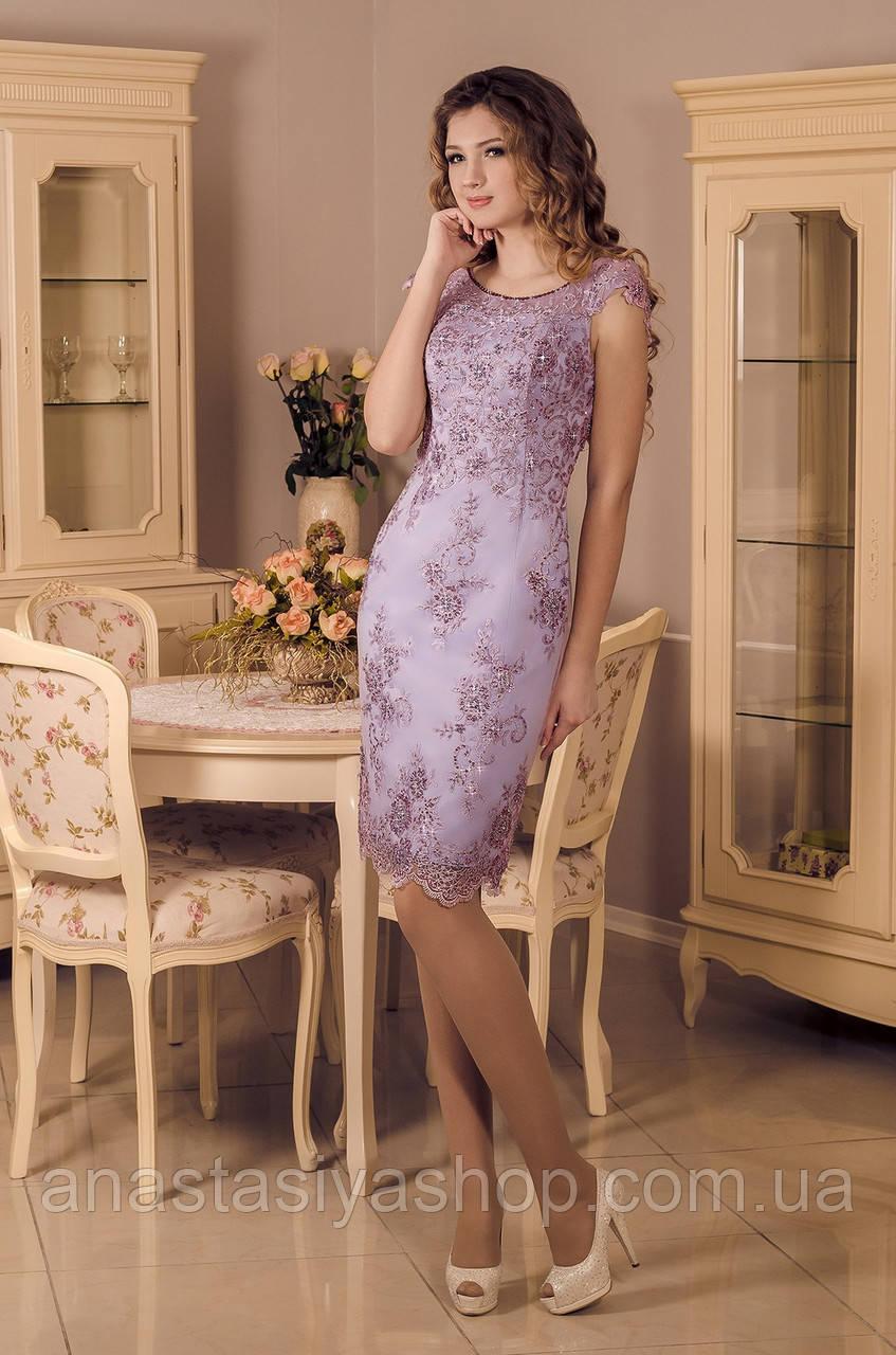 вечернее платье 1183