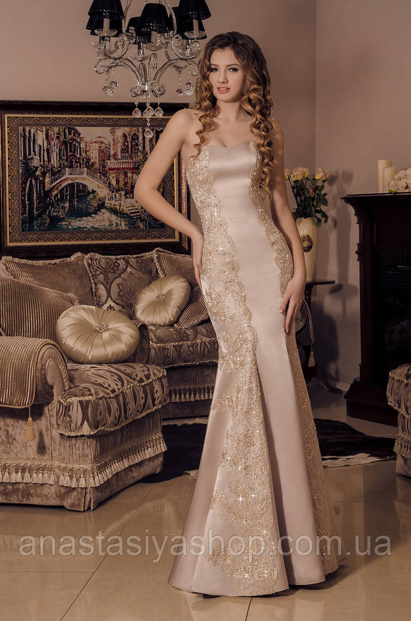 Вечернее платье 1192