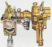 """Газоводяной блок газовых колонок 14-16 литров под """"фланец"""" (27 мм), код сайта 4021"""