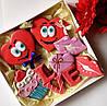 Валентинки - пряники на День Святого Валентина, фото 10