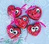 Пряники-Валентинки маленькие , фото 3