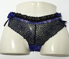 Трусы женские ажурные 42-44 Микс, фото 2