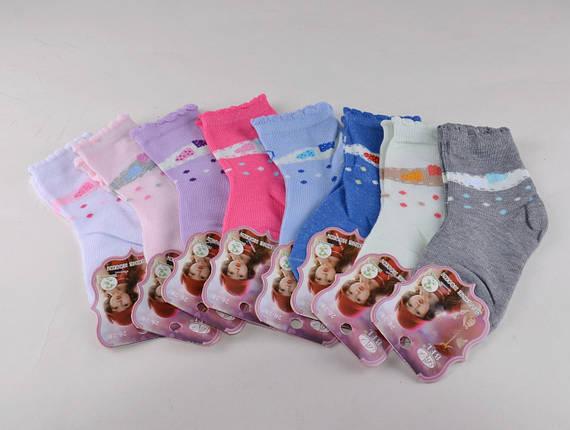 Детские носки цветные с рисунком р.28-30 (C196/L) | 12 пар, фото 2