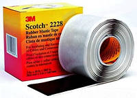 Изолента резиново-мастичная Scotch 2228 50ммх3м