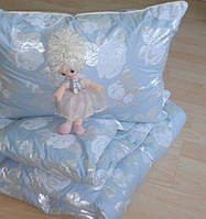 Детский набор Одеяло Детское Пух 100% + Подушка Пух 100%