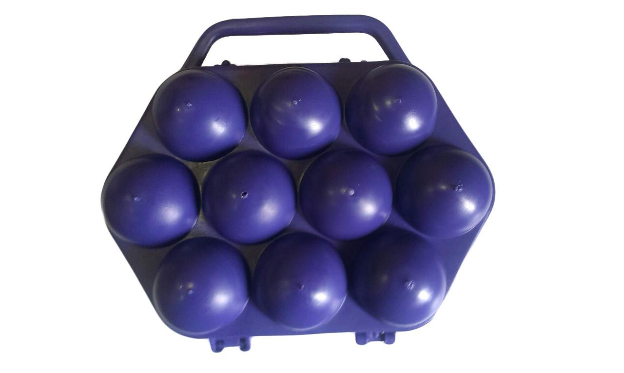 Лоток для 10 яиц пластиковый, контейнер для яиц, тара (упаковка) для яиц