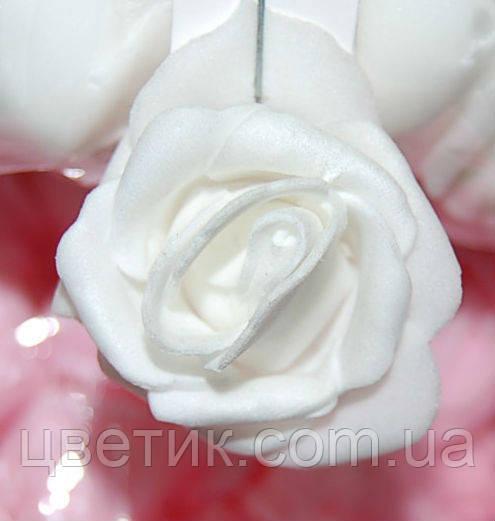 Роза латекс 2.5 см
