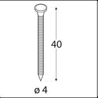 Гвозди анкерные 40x4,0 Anchor