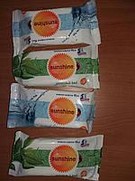 Влажные салфетки 15 шт