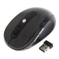 Беспроводная USB мышь G109 800/1600 DPI Black