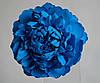 Резинка для волос Синий пион