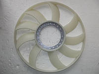 Вентилятор охлаждения радиатора DAF LDV Convoy  2.5 Diesel (98-02). ЛДВ Конвой 2.5 дизель.