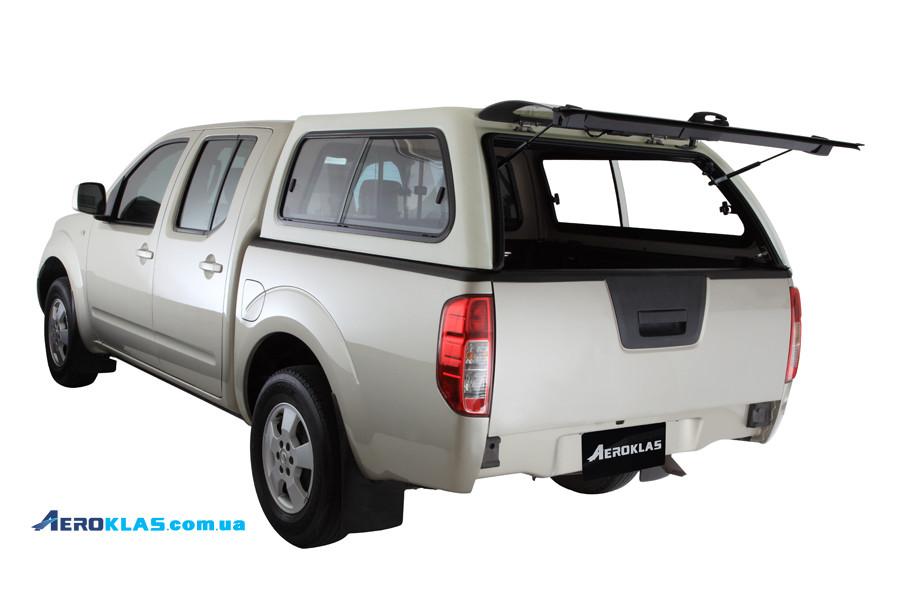 Кунг hardtop canopy для Nissan Navara D40 ( Frontier )  2006-2015