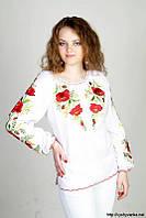 Женская вышиванка ручной работы 063, фото 1