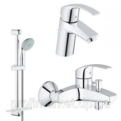 Набор для ванны Grohe Eurosmart New