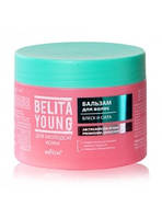 """Бальзам для волос """"Блеск и Сила"""" Belita Young"""