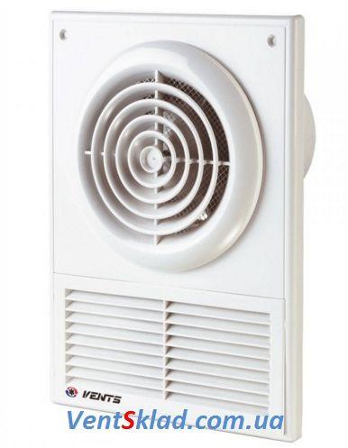 Вытяжной центробежный вентилятор с ЕС-мотором до 98 м3/час Вентс 100 Ф Л