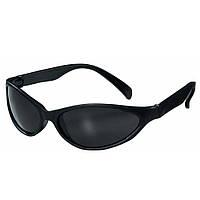 Солнцезащитные очки 'Промо' пластиковые чёрного цвета