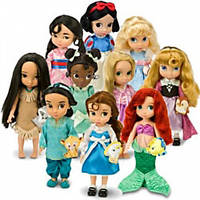 Ляльки художників-аніматорів Disney