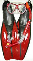 Набор для плавания Rucanor DIVING SET INSULA 28277-01 Руканор, фото 1