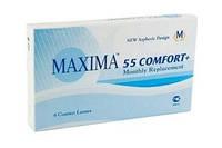 Контактные линзы Maxima 55 Comfort +