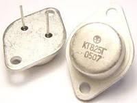 КТ825Г транзистор кремниевый PNP (30А 90В) 125W (ТО-3)