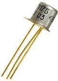 КТ3128А транзистор PNP (800мГц 20В) Au (ТО18)