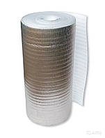 Підкладка металізована для теплої підлоги 10мм / Подложка металлизированная для теплого пола 10мм