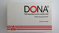 Дона (Dona) порошок для приготовления раствора для приема внутрь 1.5 г. №20 (Роттафарм - Италия)
