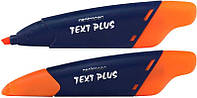 Маркер Text Plus 8122 оранжевый
