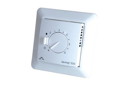 Терморегулятор для теплого пола Devireg 530 +5…+45 °C DEVI