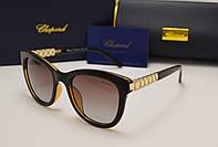 Женские солнцезащитные очки Chopard  6101 коричневый цвет