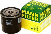 Фільтр масляний 01174416 Deutz, W712/4 Mann