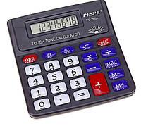 Калькулятор настольный Pespr PS-268A с мелодией